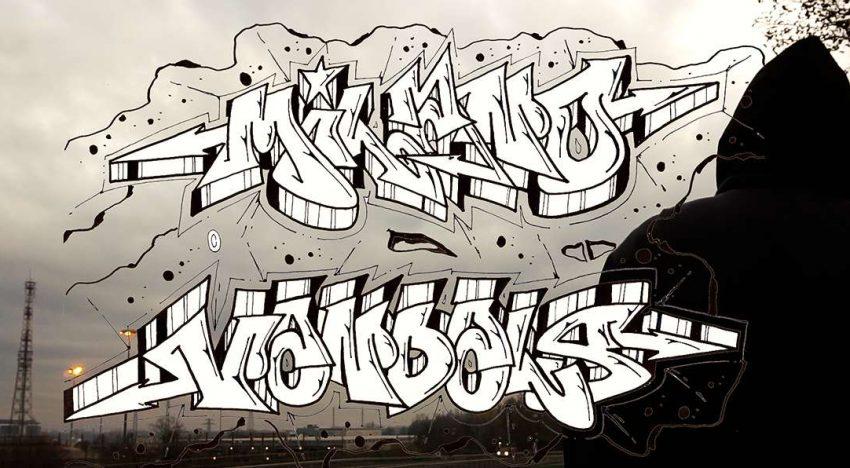 Milano Vandals #1 – REKO