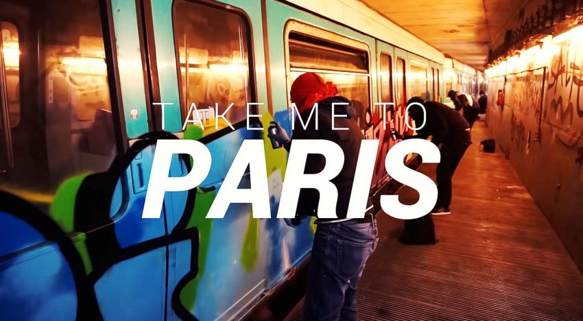 CTY & HF: Take Me To Paris