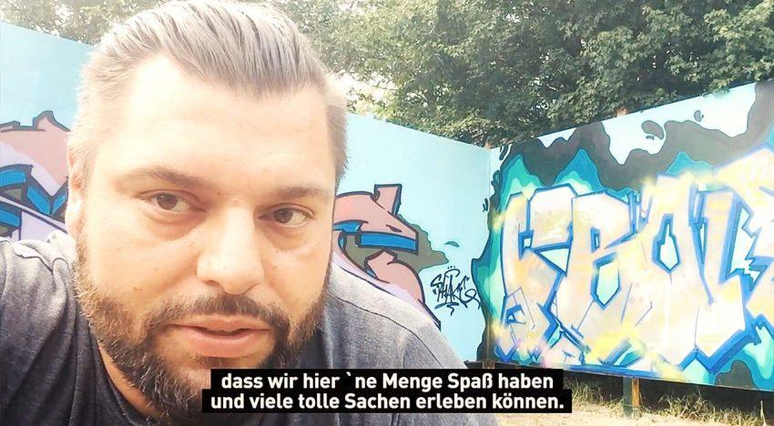 Crowdfunding: Meine Stadt, mein Kiez, meine Wand