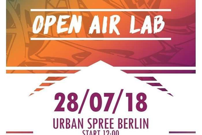 Jam: Yard 5 Open Air Lab