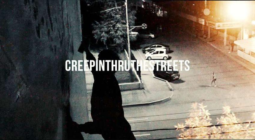 Chronic Faces: Creepinthruthestreets
