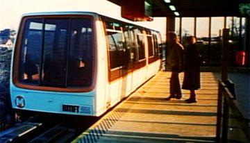 1985: Die M-Bahn in Berlin