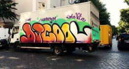 Fotoboom – LKW & Bauwagen #3