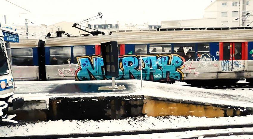 Trainspotting: Paris – St. Lazare