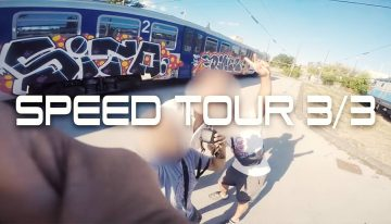 Over Rails: Speed Tour #3