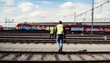 Train In The Vein – International Affairs 2