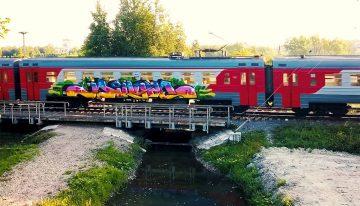 St. Petersburg: DIRTS Crew – Dirty Heli