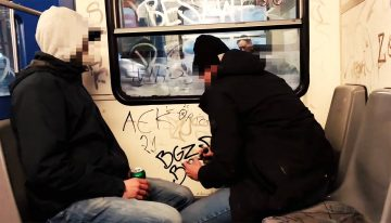 BGZ & BHF: Stupid German Malakas in Athens