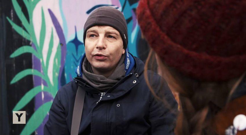 Y-Kollektiv: Graffiti als Protest – Die Berliner Sprayer-Szene