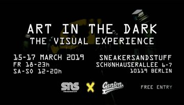 Ausstellung: Art in the Dark – The Visual Experience