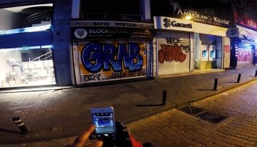 Istanbul: One Night With GRAB