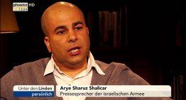 Unter den Linden persönlich: Arye Sharuz Shalicar