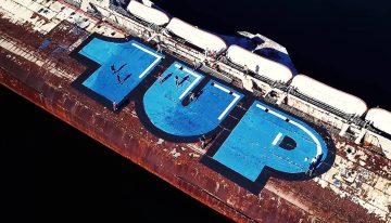 1UP: Mediterranean Sky – The Ship