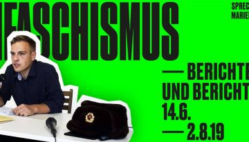 Performance-Lektüre: Ostberliner Graffiti Talk