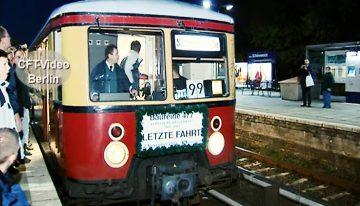 S-Bahn: Abschied von der letzten Altbaureihe 477