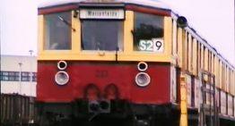 Das alte Berlin: S-Bahn Impressionen 1981-1990