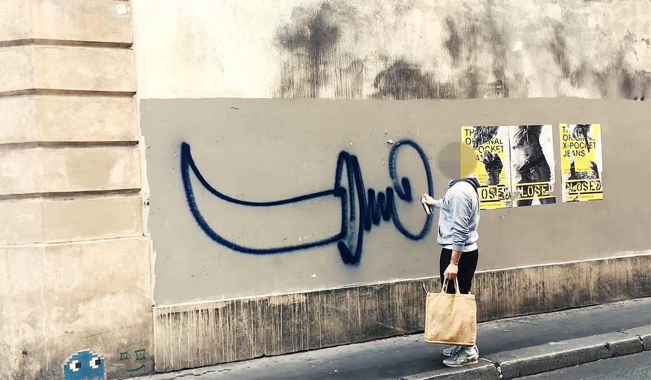 Azyle vs RATP: peinture haute tension Writers-2-banlieue-oneday-bebar