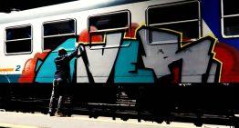 Galeria Koloru Interviews: AIVER TNT