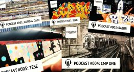 I Love Graffiti Podcast 1-5