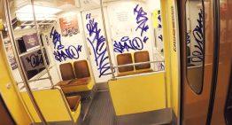 Stockholm: SANO – 3 Trains Inside