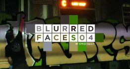 Blurred Faces #4