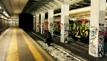 Dope Graff Trips: Dirty Napoli