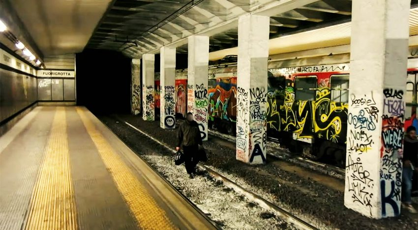 Dope Graff Trips: Dirty Napoli