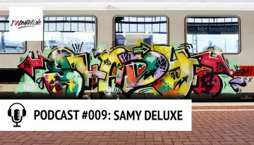 I Love Graffiti Podcast #9: Samy Deluxe