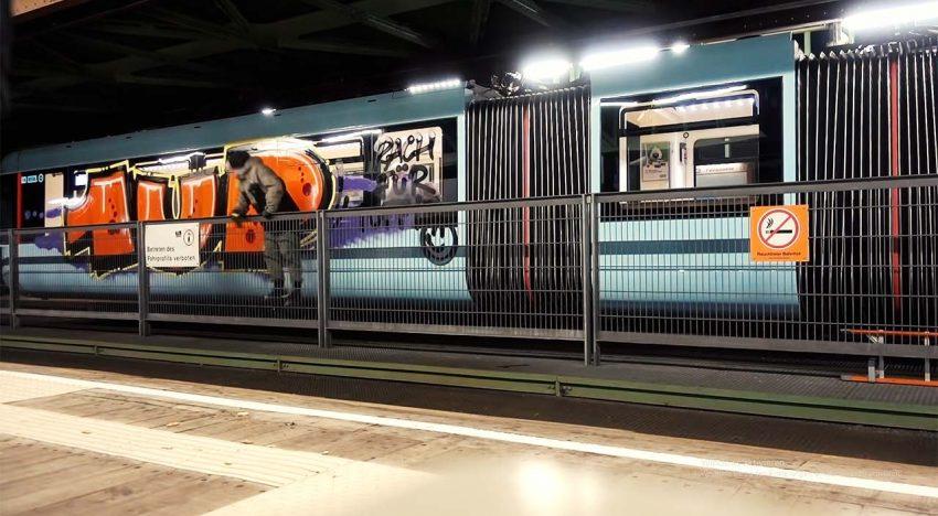 1UP: Schwebebahn Wuppertal – Rache für Tuffi