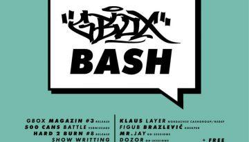 Party: G-Box Bash