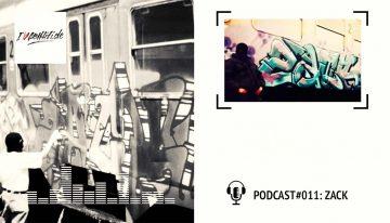I Love Graffiti Podcast #11: ZACK