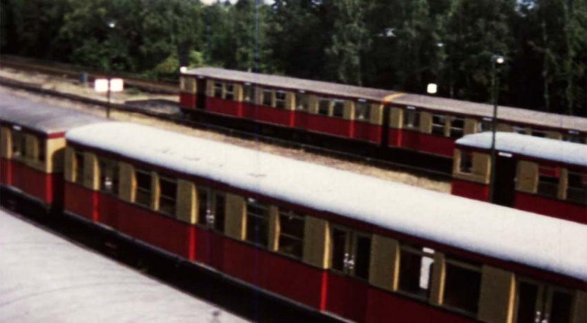 History: S-Bahn Sonderverkehr 1974