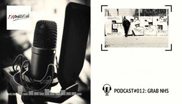 I Love Graffiti Podcast #12: GRAB NHS CMD