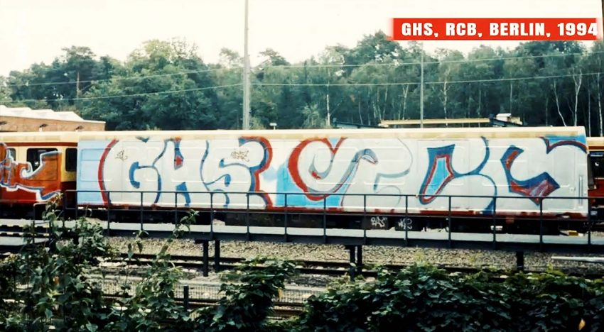 The Rise of Graffiti Writing – Staffel 3