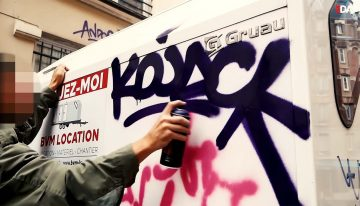 Writers 2 Banlieue: ONEDAY with KOJACK