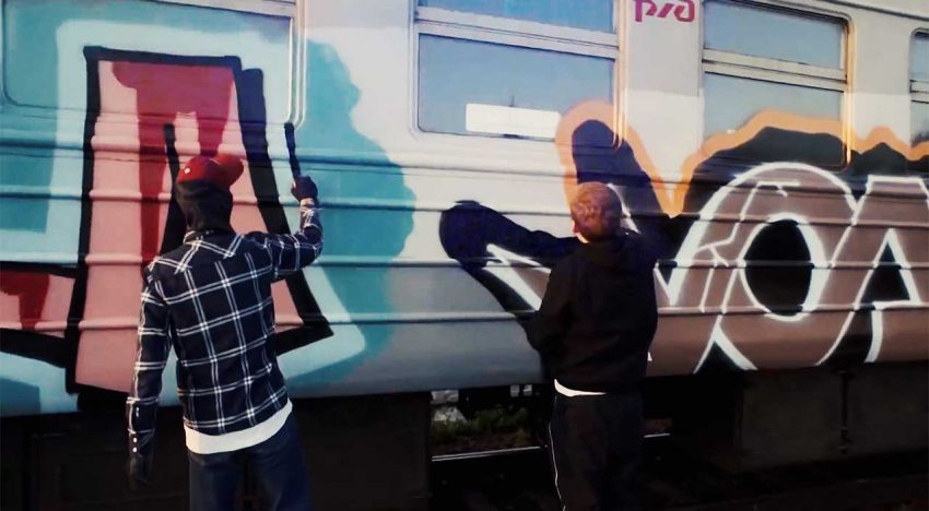 Moskau: BLITZ