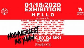 Ausstellung: FreeWays – Hello My Name Is