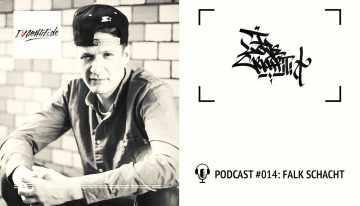 I Love Graffiti Podcast #14: Falk Schacht