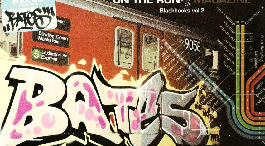 E-Book: On The Run Blackbooks #2 – BATES