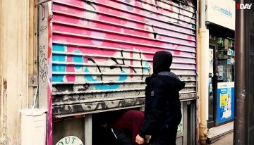 Writers 2 Banlieue: ONEDAY with DOSE