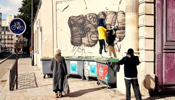 Writers 2 Banlieue: ONEDAY with FEITO