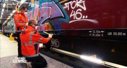 Einfach genial: Graffiti-Entfernung ohne aggressive Chemikalien