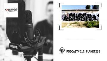I Love Graffiti Podcast #17: PLANET256
