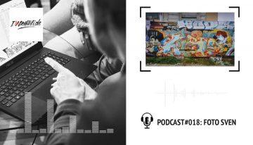 I Love Graffiti Podcast #18: Foto Sven