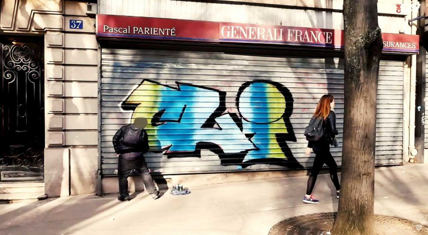 Writers 2 Banlieue: ONEDAY with CLI