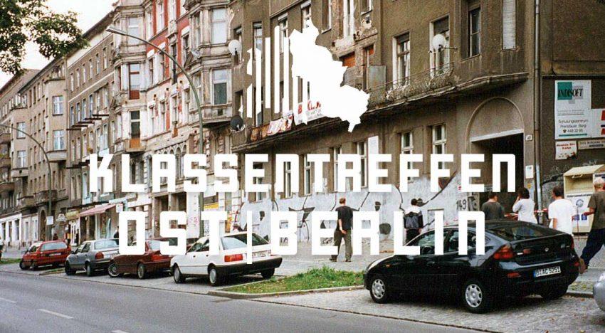 Klassentreffen Ostberlin: Retro Graffiti 1990-2000