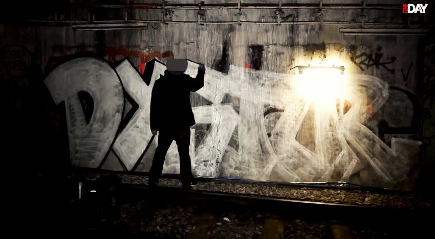 Writers 2 Banlieue: ONEDAY with DYSTUR