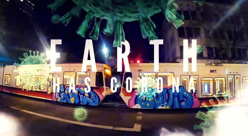 EHC Crew: Earth Has Corona