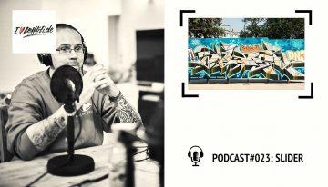 I Love Graffiti Podcast #23: SLIDER BANDITS