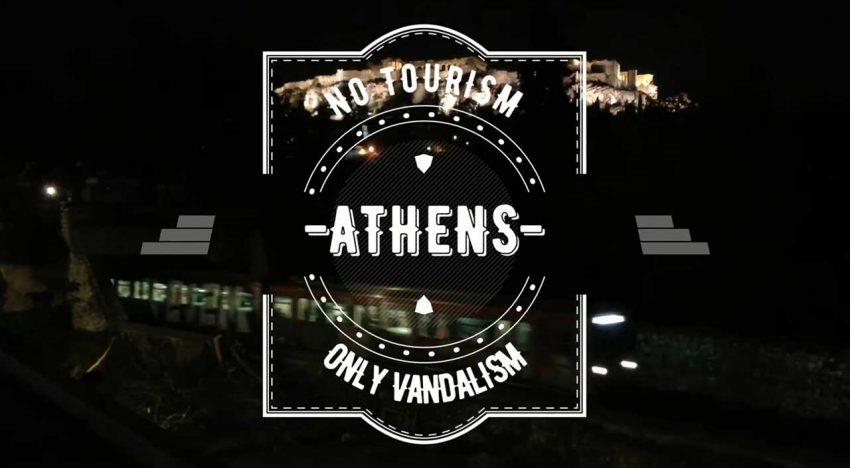 Athens Trash Line